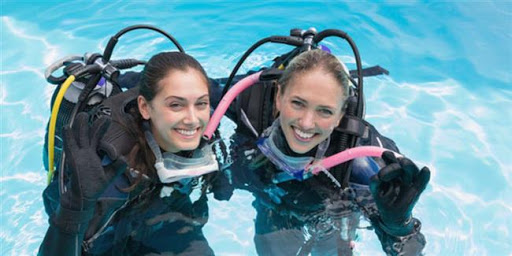 Scuba diving may harm your teeth