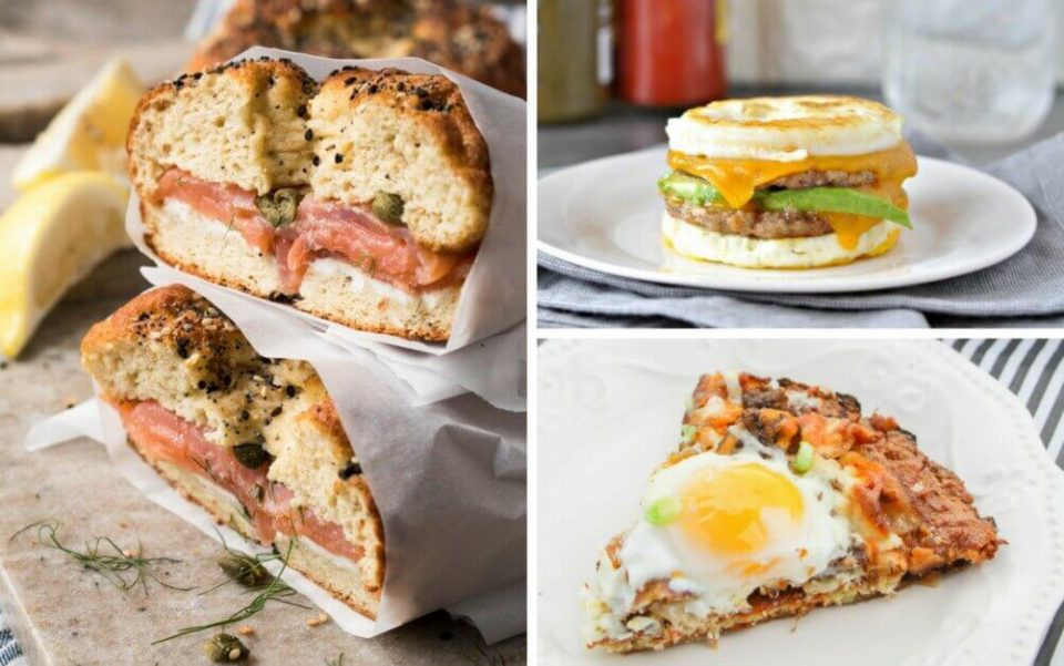7 Nutritious and Mouth Watering Egg Breakfast Recipes To Taste