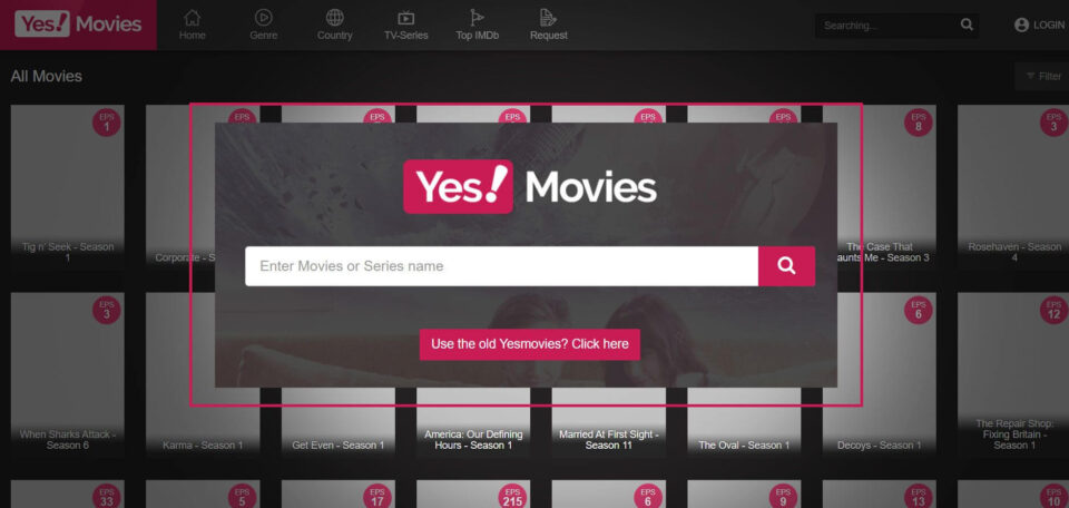 Yesmovies 2021: Free Download Latest HD Movie Site