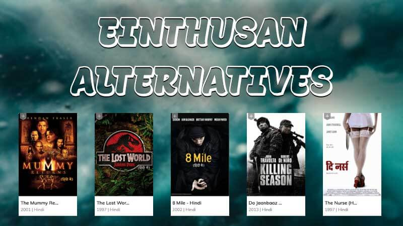 Einthusan Alternatives for Streaming Free Movies & TV Shows