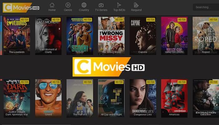 Cmovies 2021 – HD Movies Download & Online watch